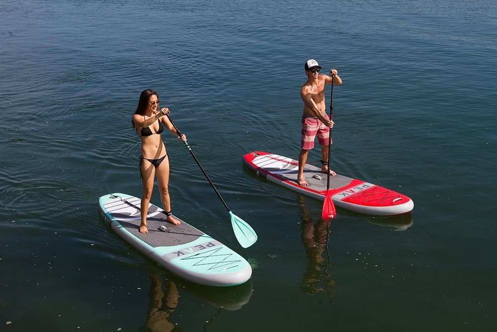 2017 Best Standup paddleboarding