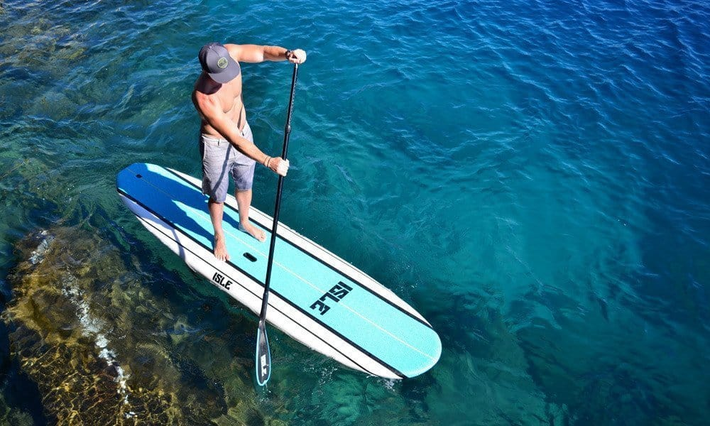SUP Weight Capacity and Board Volume