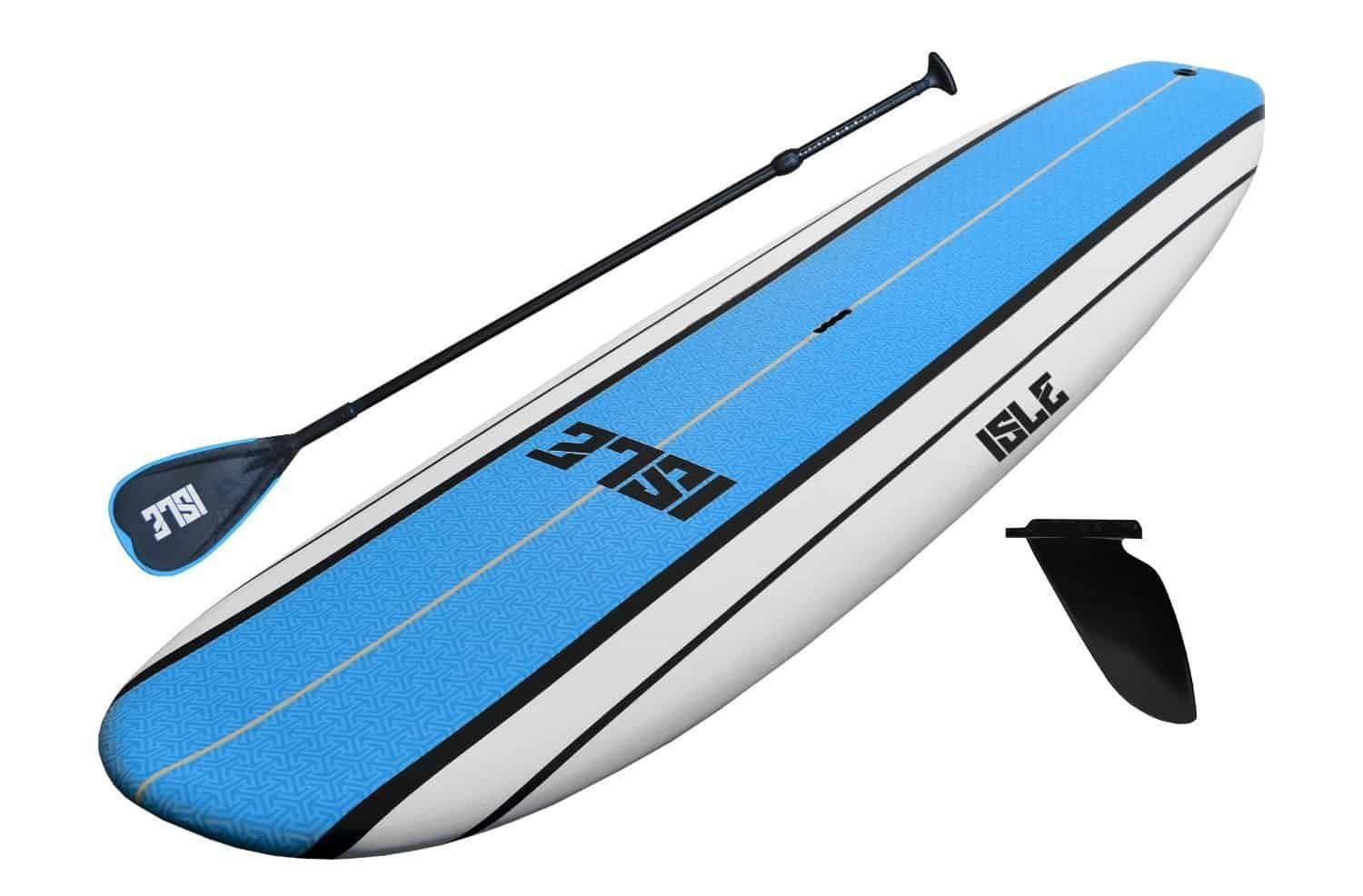 ISLE Classic Soft Top Stand Up Paddleboard Package