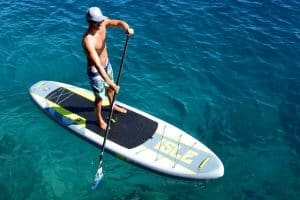 Isle Airtech Inflatable Explorer SUP Board