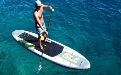 Isle Airtech Inflatable Explorer Stand Up Paddle Board Review