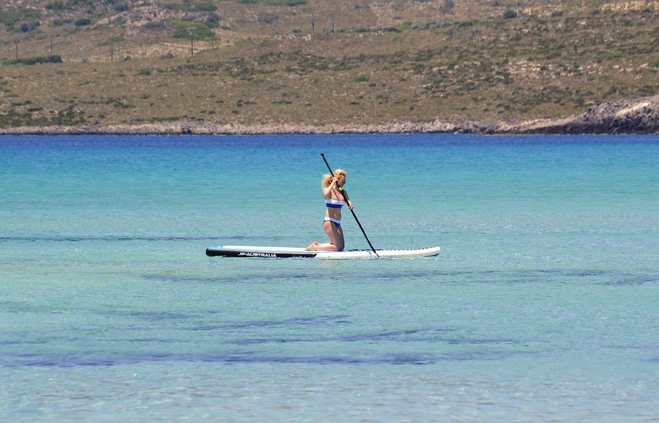Paddleboard Techniques for Beginners