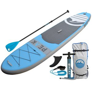Peak Inflatable Stand Up Paddleboard