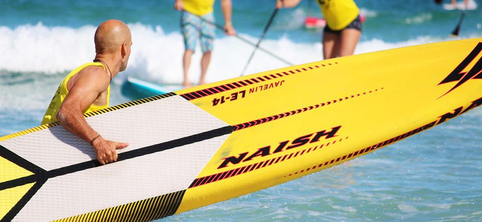 Paddleboard Exercise Routines for Shredded Abs
