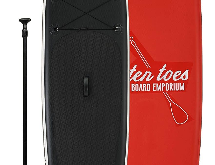 Ten Toes Weekender SUP Review