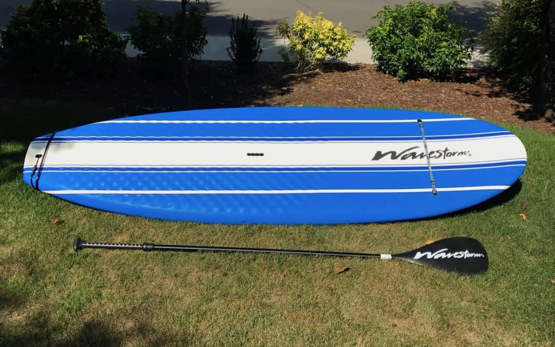 Our Costco Stand Up Paddle Board Review
