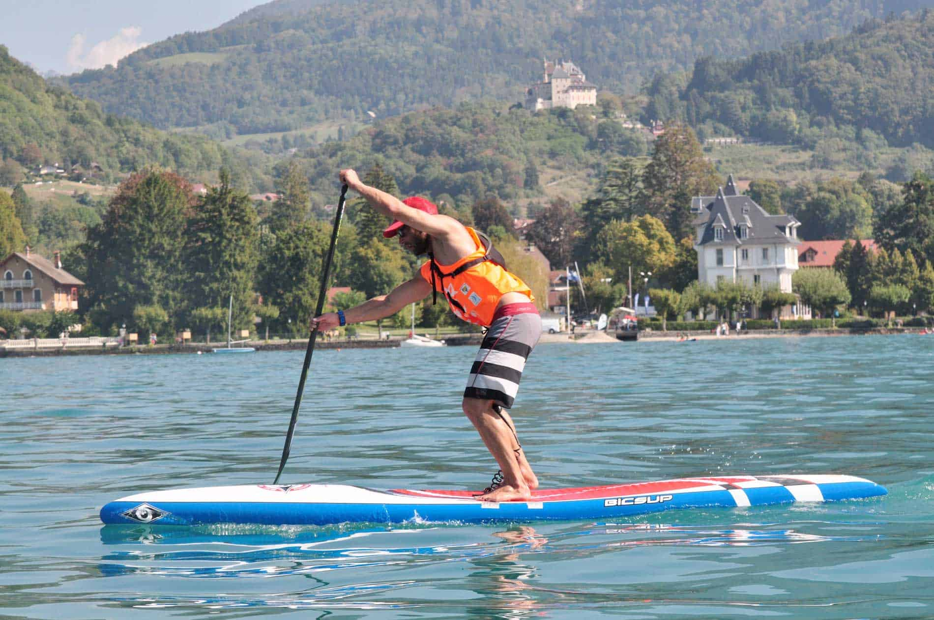 Racing Paddle Boards By BIC