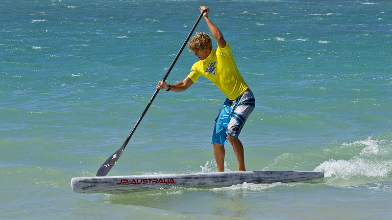 Racing Paddle Boards