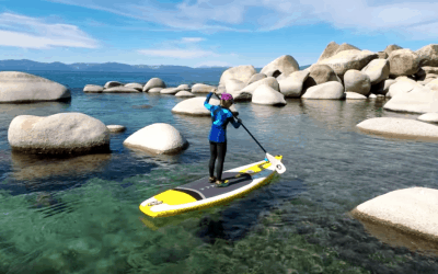 What Is Flat Water Paddle Boarding?