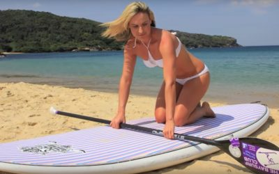 How to Stand Up Paddle Board (SUP) Beginners Guide