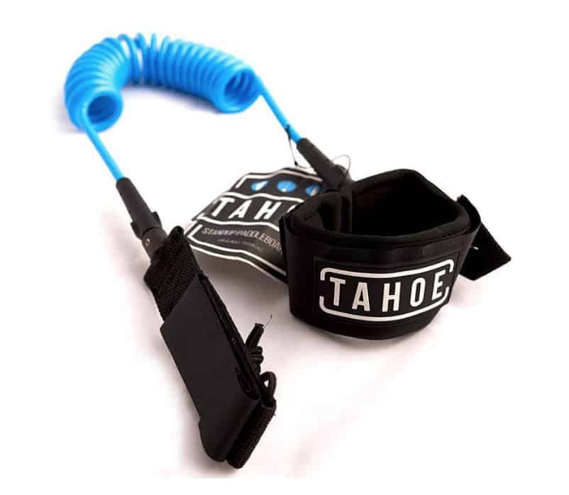 a picture of a tahoe sup leash
