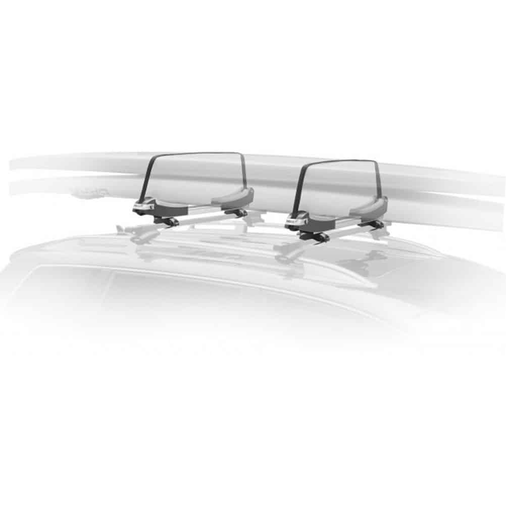 a picture of a thule car rack system