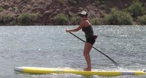 a picture of a Hobie Mirage Paddle Board