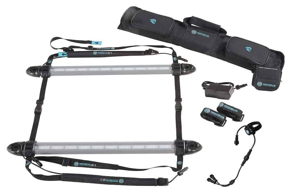 a picture of a Nocqua Adventure Compact Light System