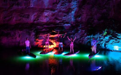 Stand Up Paddle Board LED Lights And Kits
