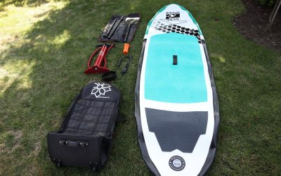 Shoal Board Co All-Around Inflatable SUP Review