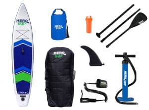 Hero SUP Package