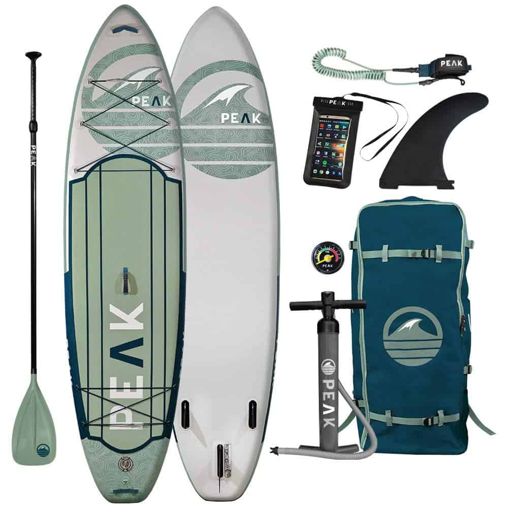 Isle Peak Expedition SUP