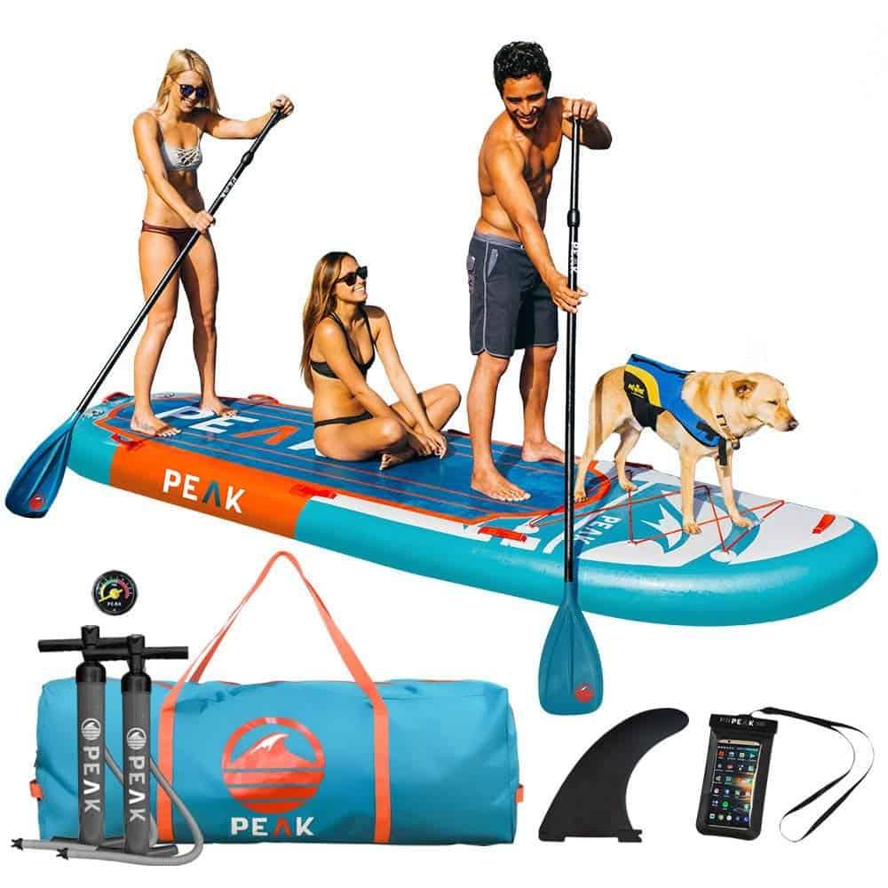 Peak Titan Paddle Board