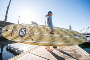 california board company stand up paddle board