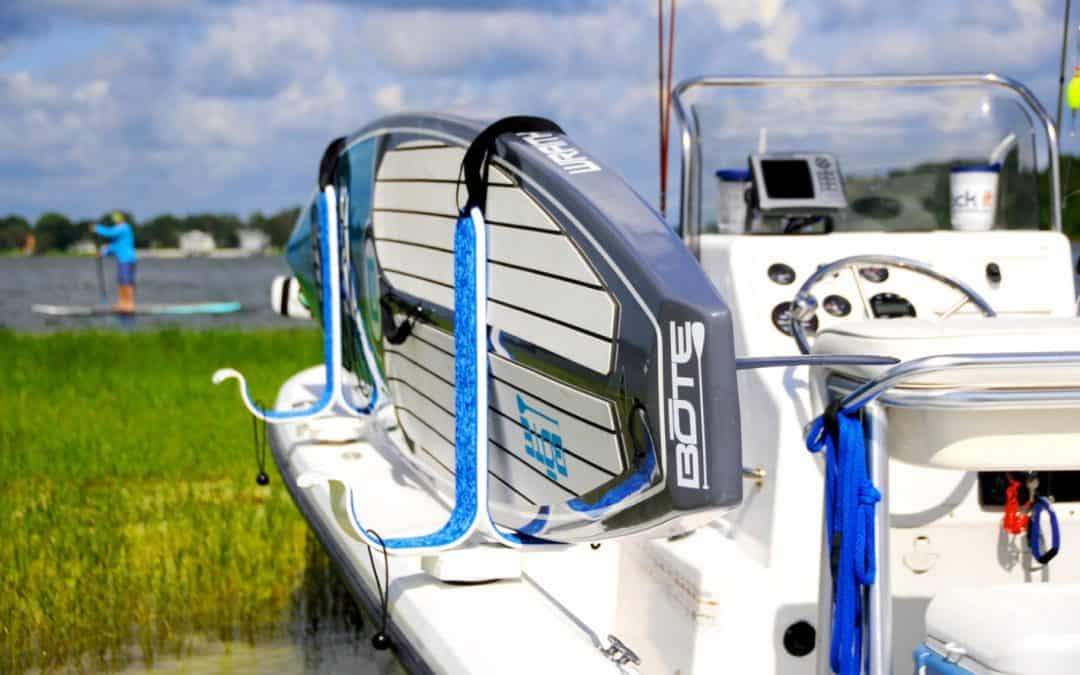 Paddle Board Rack For Boat Review