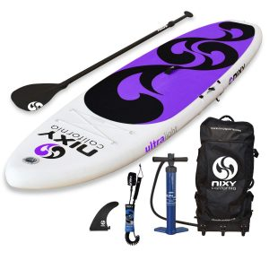 Nixy Inflatable Stand Up Paddle Board