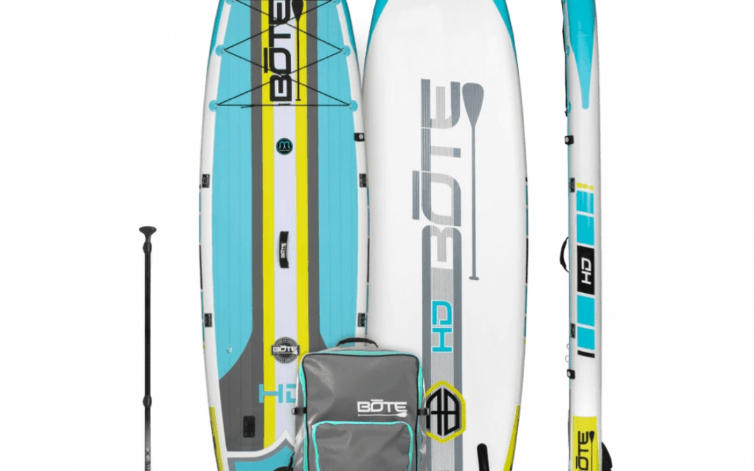 Bote Paddle Board Review