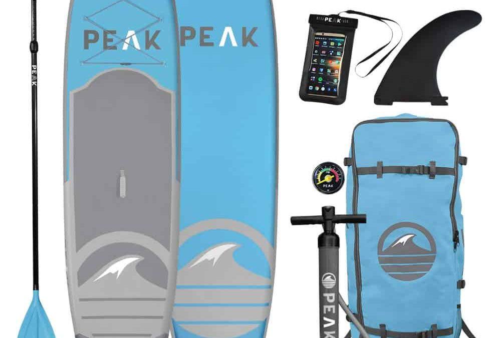 Peak Paddle Board Review (SUP)