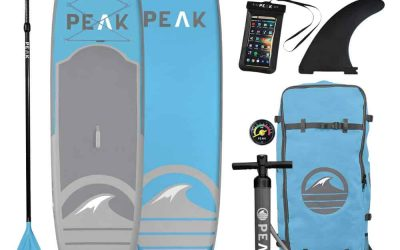 Peak Paddle Board Review (SUP)
