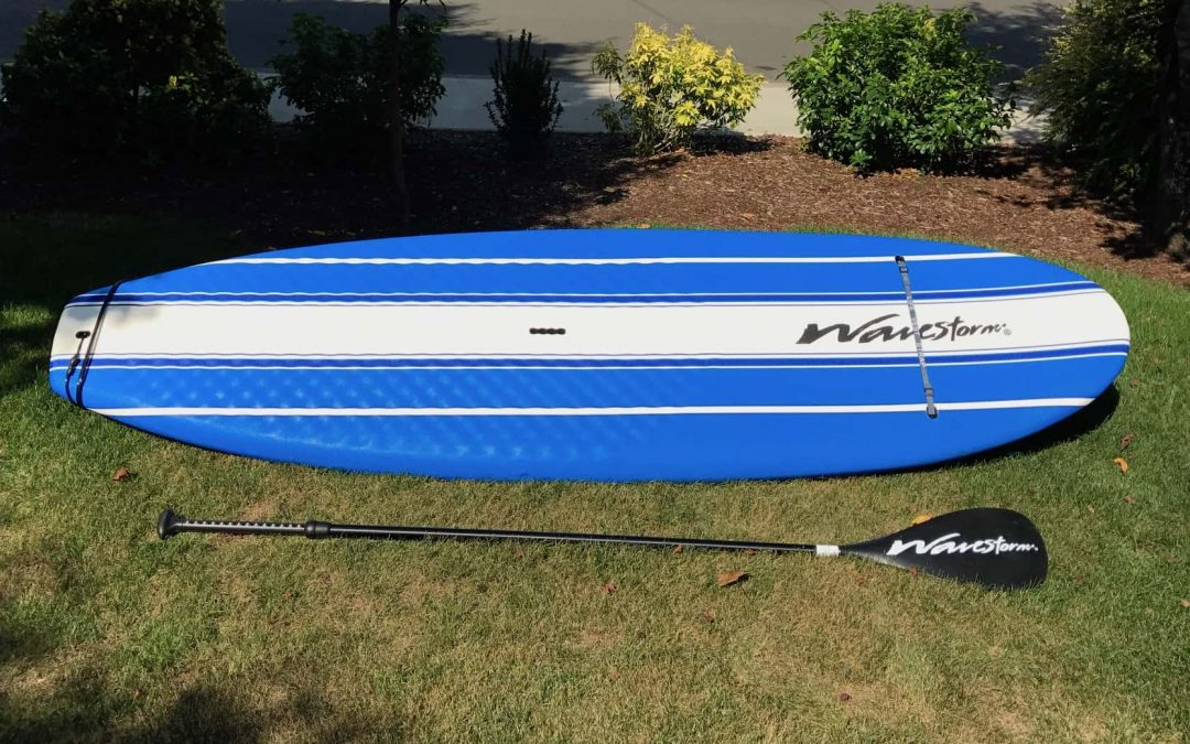 Wavestorm Paddle Board Review